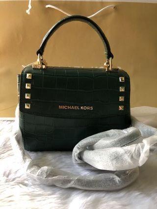 Authentic Michael Kors Karla Crossbody Bag