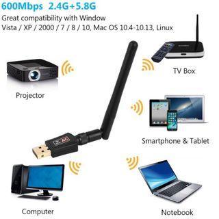 wireless usb wifi adapter | Electronics | Carousell Singapore