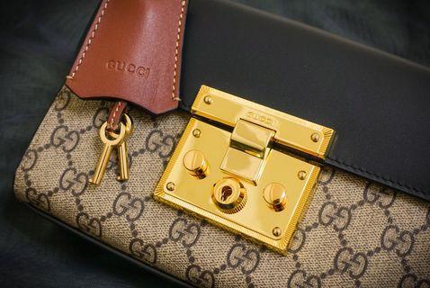 Gucci Padlock 鏈條包
