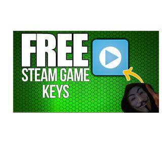 YES IT IS FREE - FREE RANDOM STEAM GAME - GRAB IT NOW !!!