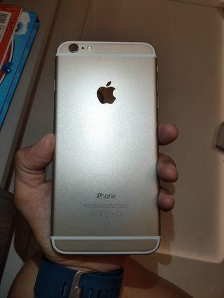 🚚 iPhone 6 Plus 64gb gold