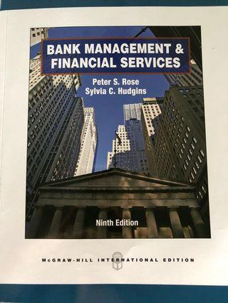 Bank Management & Financial Services and Introduction to Banking