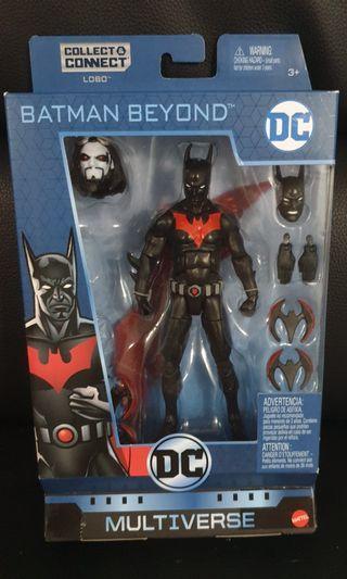 🚚 DC Multiverse Batman Beyond