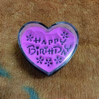 🚚 生日快樂 HappyBirthday 造型沙漏