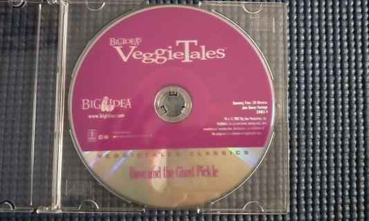 🚚 #ENDGAMEyourEXCESS VeggieTales Dave and the Giant Pickle