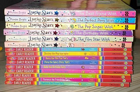 🚚 Lucky stars & rainbow magic