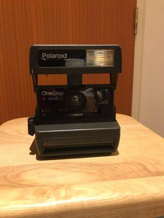 POLAROID ONE STEP CLOSE UP 600 INSTANT PRINT CAMERA, EXCELLENT CONDITION!