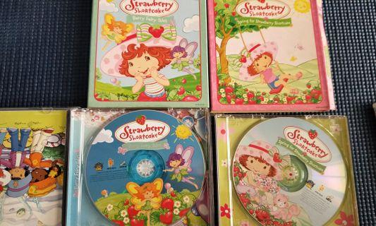 🚚 #ENDGAMEyourEXCESS Strawberry Shortcake VCD