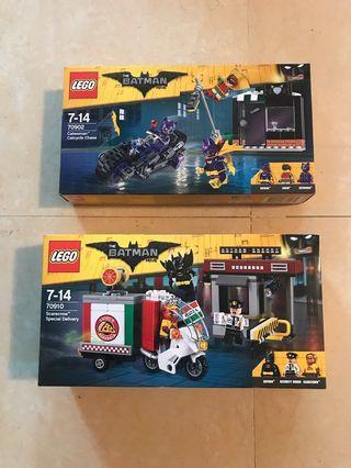 Lego - 70902 & 70910