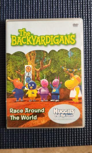 🚚 #ENDGAMEyourEXCESS Backyardigans Race around The World VCD