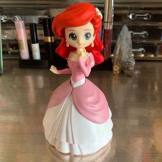 QPOSKET Pink Little Mermaid Ariel Princess