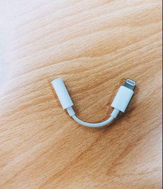 🚚 iPhone 原廠轉接頭