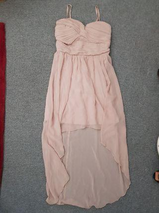 Biege Formal Dress Size 8