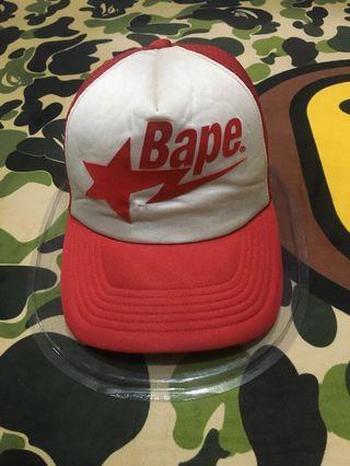 9b5bb5b36b04 Bape Trucker