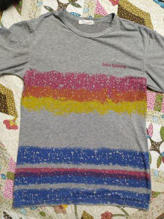 Seiko Spinning Tshirt