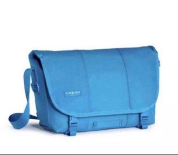 Timbuk2 Messenger Bag Small Size - Aquatic, Blue