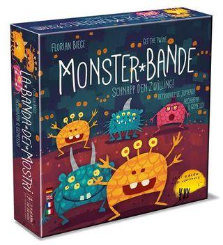 🚚 Monster Bande (Multilingual)