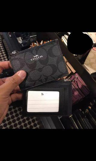Coach 散紙包 鎖匙包 coin bag wallet Chanel Ck
