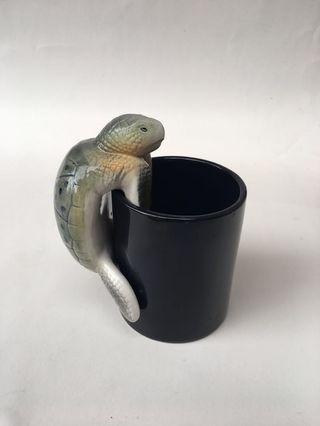 3D kura kura mug underewater seaworld