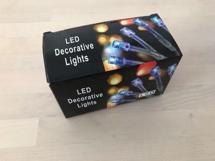🚚 Christmas decoration lights