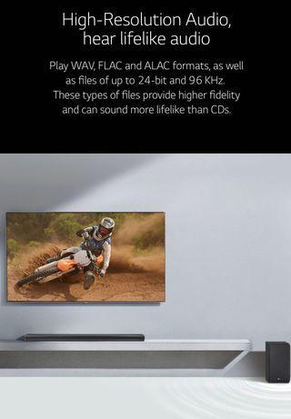 🆕LG Bluetooth Soundbar SJ6 (sealed)