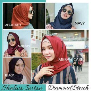 Hijab Instan shalwa