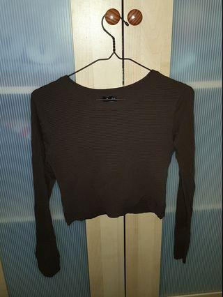 Khaki Top Jumper