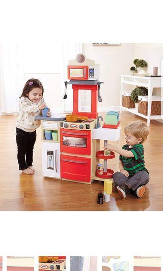BNIB Little Tikes Cook 'n Store Kitchen Set not Vtech leapfrog kidkraft fisherprice