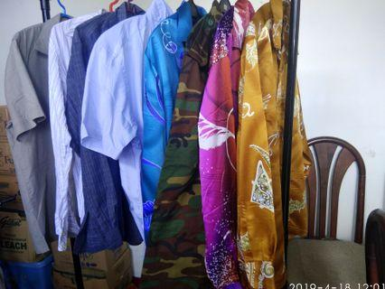 Batik/kemeja office