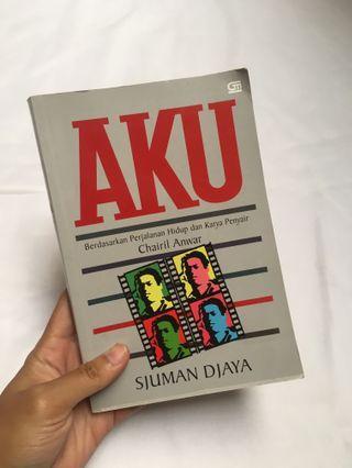 novel aku
