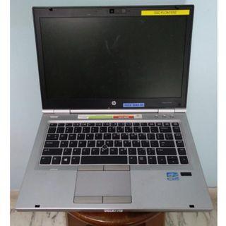 HP Elitebook 8470p Intel Core i5 3320M 2.60Ghz 8GB RAM 250GB HDD Windows 7 Professional SP1 Crack Housing.