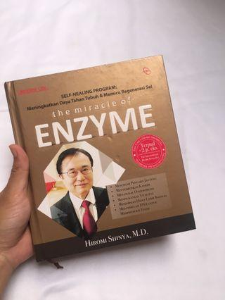 buku the miracle of enzyme