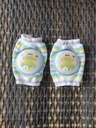 Baby knee guards for crawling #EndgameYourExcess