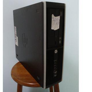 HP Compaq 8300 Elite Small Form Factor PC Intel Core i5 3.40Ghz 4GB 1TB HDD Windows 7 Professional SP1 X64