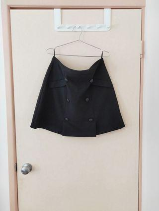 WITCHERY size 16 skirt with detailed buttons