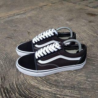 Vans Oldskool Black White 💯 Original