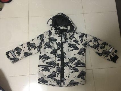 Kaxs winter ski jacket 122 size 6-7 y