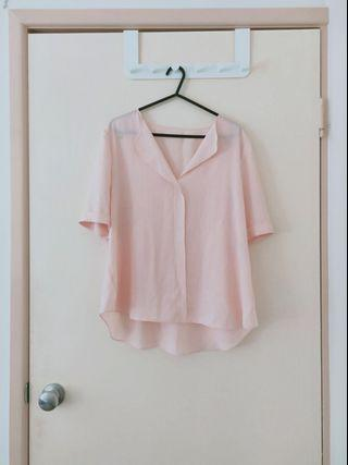 pick top with a small stain