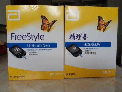 雅培糖尿筆Free Style Optium Neo