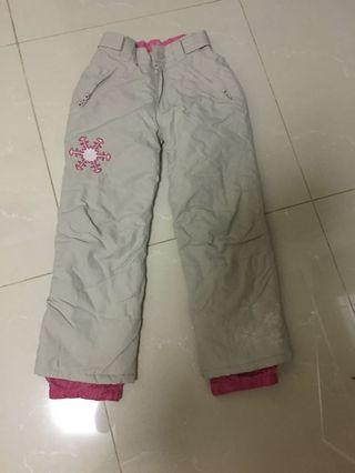 Winter ski pants 140 size 8-10 y