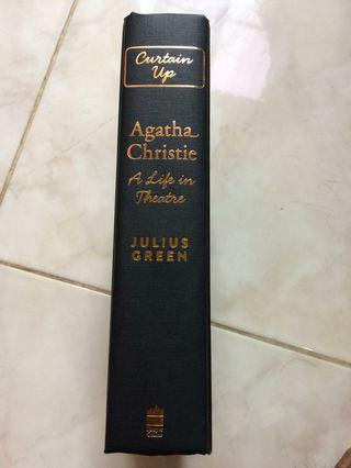 Curtain Up : Agatha Christie A Life in Theater