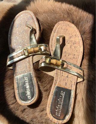 Olivia Miller Thong Sandals