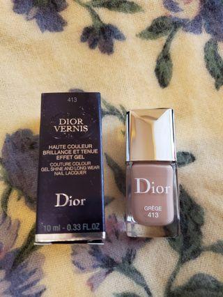 Dior 甲油