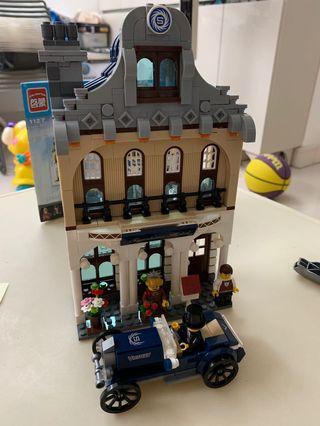 啟蒙陽光酒店(兼容Lego)