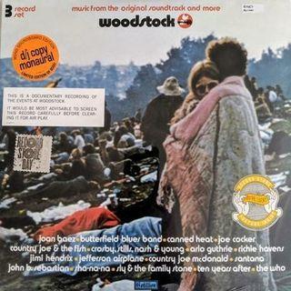 Woodstock Record Store Day 2019 Vinyl Album (3 LPs) #MRTBedok #EndgameYourExcess