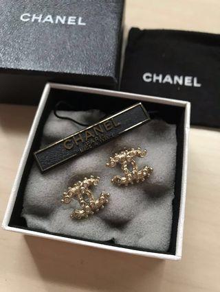 🔥 $360 ONLY!! LNIB - Preloved Chanel Earrings
