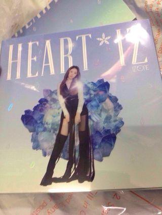 [WTT] IZ*ONE HEART*IZ CHAEYEON