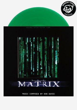 🚚 The Matrix Soundtrack - Newbury Comics Exclusive #MRTBedok #EndgameYourExcess