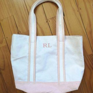 Ralph Lauren Fragrances Tote Bag