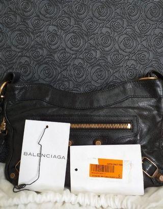 Balenciaga Bag 玫瑰金釘(可交換)